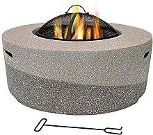 Grill Kleine Feuerstelle Feuerschalen für