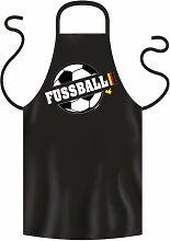 Grill-/Kochschürze Für echte Fußballer: I like