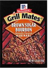 Grill Mates Brauner Zucker Bourbon Marinade Mix