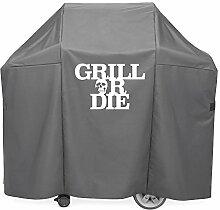 GRILL OR DIE® GT52 Grillabdeckung-Schutzhülle