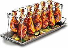 Grill Republic Premium Hähnchen-Halter (BBQ-Rack)