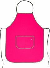 Grill Schürze, aus Neopren, Pink