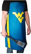 Grill Topper BBQ Jersey Schürze West Virginia blau