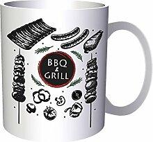 Grill Und Grill Grill 33 cl Tasse m793