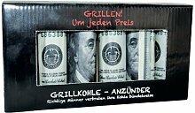 Grillanzünder Grillkohleanzünder Money