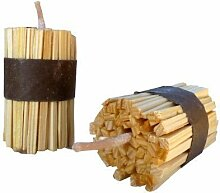 Grillanzünder Kaminanzünder - Naturholzanzünder, 90 Stück