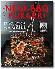 "Grillbuch ""New BBQ Burger"" Grillen Rezepte"