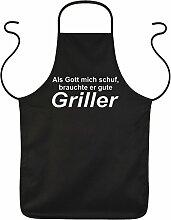 Grillen Grill Schürze Männer Geschenke Idee