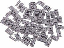 Grillen Werkzeug - SODIAL (R) BBQ Branding Iron