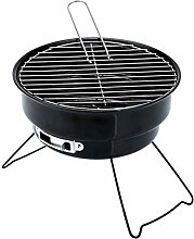 Grillfass Holzkohle, Barbecue Garten Party, 26x