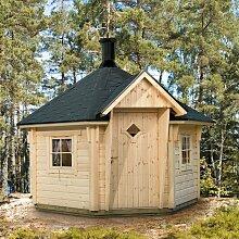 Grillkota Lapland 9,5m² / 42mm / 360x360cm