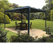 Grillpavillon Martinique aus Aluminium Palram