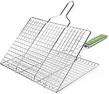 Grillplatz Korb Größe Foldable tragbare