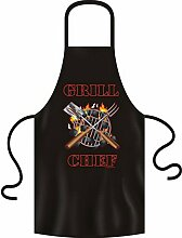 Grillschürze ::: Grill Chef ::: Kochschürze