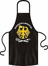 Grillschürze Grillminister - Bundesgrillminister