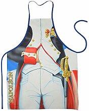 Grillschürze: Napoleon bedruckte Grill- und