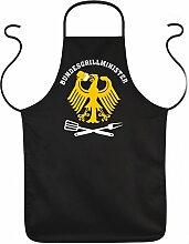 Grillschürzen mit Gratis Urkunde! Grill & Kochschürzen Neu (Bundesgrillminister!)
