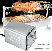 Grillspieß Motor,Grillmotor für Grillspieß BBQ