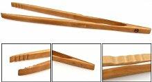 Grillzange Zetzsche 60 cm lang aus Buchen Holz,
