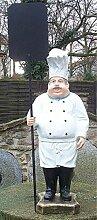 Grimmiger Koch - Menschenfiguren - WF018