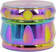 Grinder Arc-In-Farbe 63mm Durchmesser 46mm Zink -