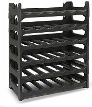 Grizzly Flaschenregal modular stapelbar -