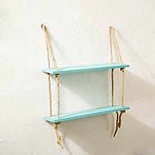 GRJH® Rack, kreativer amerikanischer Stil Woody