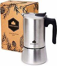 Groenenberg Espressokocher Induktion geeignet |