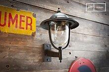 Größe Wandlampe für draußen Lizuret