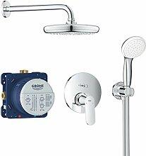 GROHE 25219001 Duschsystem Unterputz mit Tempesta