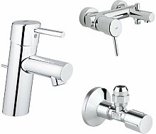 Grohe Concetto Waschtischarmatur S Size + Concetto