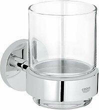 GROHE Essentials | Badaccessoires - Glas mit