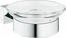 Grohe Essentials Cube Badaccessoires (Seifenschale