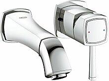 Grohe Grandera Wasserhahn für Badezimmer, mit