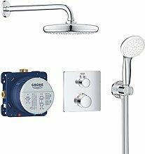 GROHE Grohtherm | Duschsystem Unterputz mit