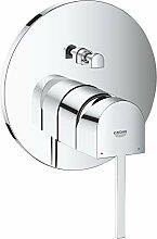 GROHE Plus | Badarmatur- Einhand- Wannenbatterie |