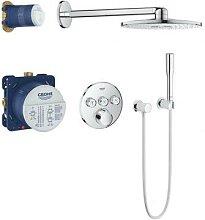 Grohe SmartControl Duschsystem mit Mischer &
