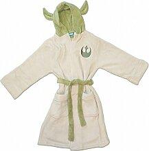 Groovy UK Kinder-Bademantel im Yoda-Design, Star