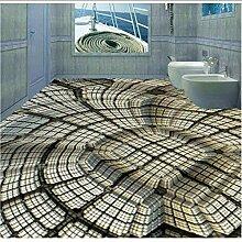 Groß Mode-Ideen 3D Fototapete 3D Bodenbelag