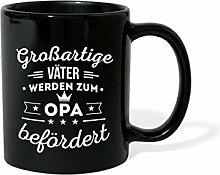 Großartige Väter Werden Opa Beförderung Tasse