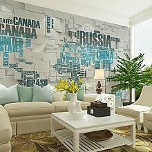 Große 3D Wandgemälde Mural Nahtlose Nahtlose Minimalistischen Wohnzimmer Schlafzimmer TV Hintergrund WallpaperXL XXL XXXL , 3xl