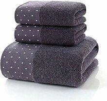 Große Baumwolle Bad Dusche Handtuch Dicke