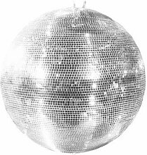 Große Discokugel GLIX mit Echtglasfacetten, Ø