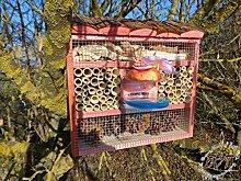 Große Insektenhotel, Insektenhaus als funktionale