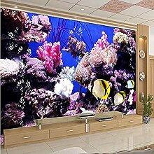 Große kundenspezifische Wandverkleidung 3D Coral