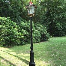 Große Lampen Gartenleuchten Parklampe Landhaus