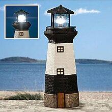 Große Leuchtturm solarbetrieben LED Motion &