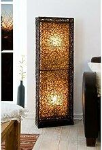 Große Stehlampe Stehleuchten Lampe Raumteiler,