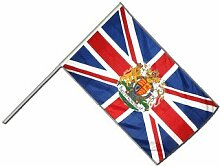 Große Stockflagge / Stockfahne Großbritannien