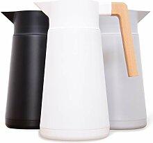 Große Thermo-Kaffeekaraffe – Edelstahl,